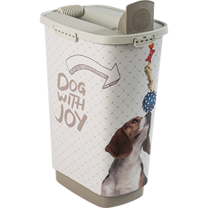 4002010535-Rotho-My-Pet-Cody-Pet-Food-Container-50-l-Dog-With-Joy-open