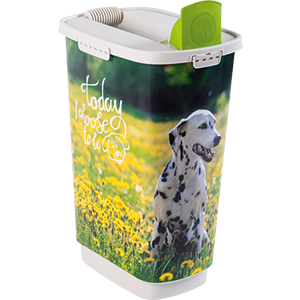 4002010539-Rotho-My-Pet-Cody-Pet-Food-Container-50-l-Dog-Today-I-Choose-open
