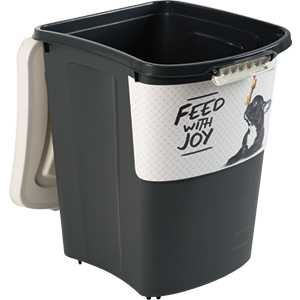4550010536-Rotho-My-Pet-Archie-Pet-Food-Container-38-l-With-Joy-open