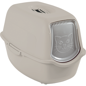 Bailey Cat Toilet