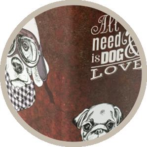 IML Vintage Dogs 10533