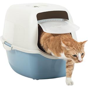 Rotho-My-Pet-Bailey Cat Toilet