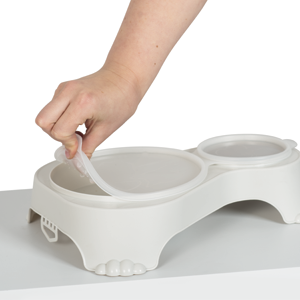 Rotho-My-Pet-Sally Double Bowl